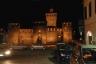 La Rocca di Cento (FE) di notte